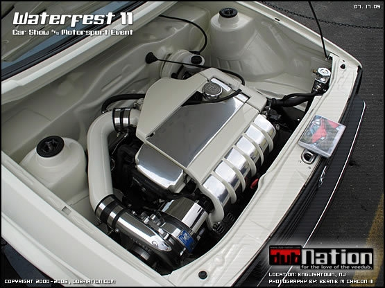 bay Shaved engine
